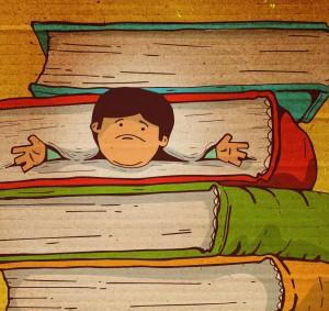 Ilustración de Gustavo Gamboa para Somos
